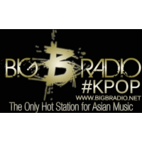 Logo de la radio Big B Radio -  Kpop Channel