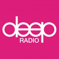 Logo of radio station Deep Radio