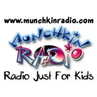 Logo of radio station Munchkin Radio