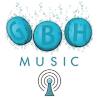 Logo of radio station GBH MUSIC