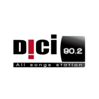 Logo of radio station D!CI Radio