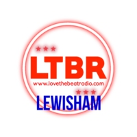 Logo of radio station Love The Beat Radio Lewisham