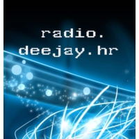 Logo of radio station Radio Deejay HR