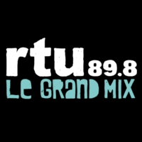 Logo of radio station RTU Le Grand Mix