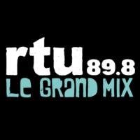 Logo de la radio RTU Le Grand Mix