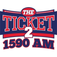 Logo de la radio KYNG-AM The Ticket 2 1590