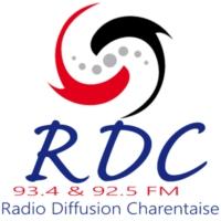 Logo de la radio RDC FM 92.5 & 93.4FM