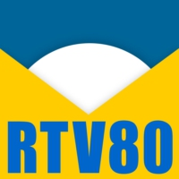 Logo of radio station RTV80