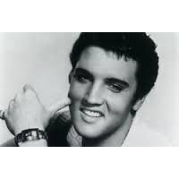 Logo of radio station Elvis Presley radio