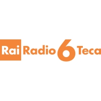 Logo of radio station Rai  Radio 6 Teca