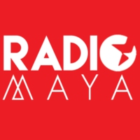 Logo of radio station Radio Maya Indonesia