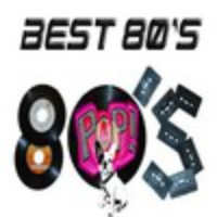 Logo of radio station BEST80POPROCK