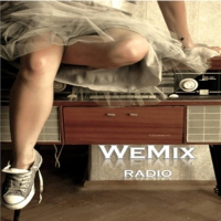 Logo of radio station WeMix Radio