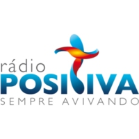 Logo of radio station Rádio Positiva