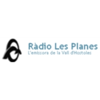 Logo of radio station Radio Les Planes