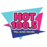Logo of radio station CFJL FM HOT 100.5