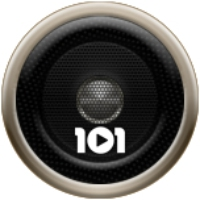 Logo de la radio 101.ru - Office Lounge