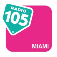 Logo of radio station Radio 105 Miami