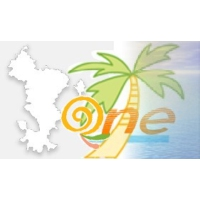 Logo of radio station Mayotte One La Radio