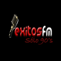 Logo of radio station Exitos FM Solo 90's