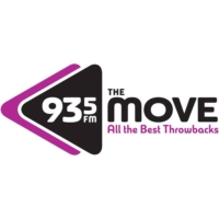 Logo de la radio 93-5 The Move