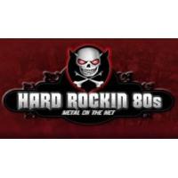 Logo de la radio Hard Rockin 80s