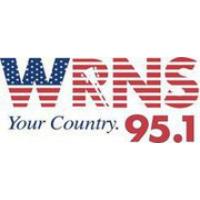 Logo of radio station WRNS