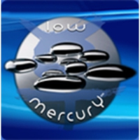 Logo de la radio Groovera Low Mercury