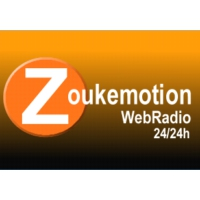 Logo of radio station Zouk emotion