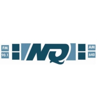 Logo of radio station NQ Radio