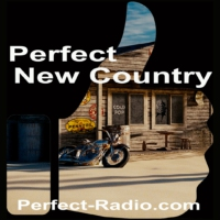Logo de la radio Perfect New Country
