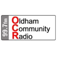 Logo of radio station Oldham Community Radio
