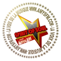 Logo of radio station AmysFM Spirit Of Soul