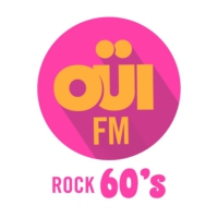 Logo of radio station OUI FM Rock 60's
