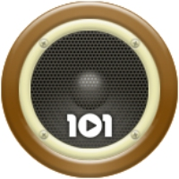 Logo of radio station 101.ru - Русские Песни