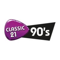 Logo of radio station Classic 21 90s