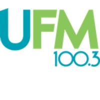Logo de la radio UFM 100.3