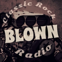 Logo of radio station Blown