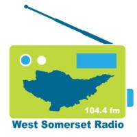 Logo of radio station West Somerset Radio