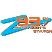 Logo of radio station KAFC Z93.7