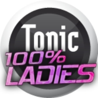 Logo of radio station Tonic Radio 100% Ladies