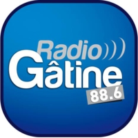 Logo of radio station Radio Gatine