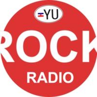 Logo of radio station YU ROCK RADIO
