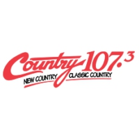 Logo of radio station CJDL Country 107.3