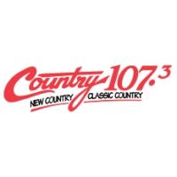 Logo de la radio CJDL Country 107.3