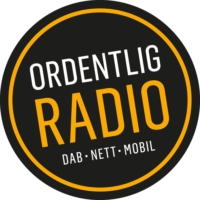 Logo of radio station Ordentlig Radio