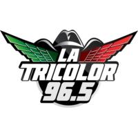 Logo of radio station KXPK La Tricolor 96.5
