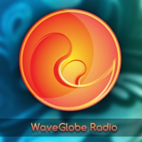 Logo of radio station WaveGlobe Radio
