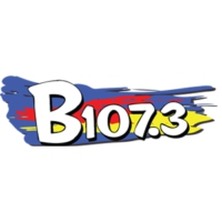 Logo of radio station KBBK B107.3