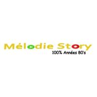 Logo of radio station radiomelodiestory80s
